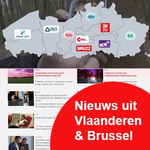 Regionieuws uit Vlaanderen en Brussel