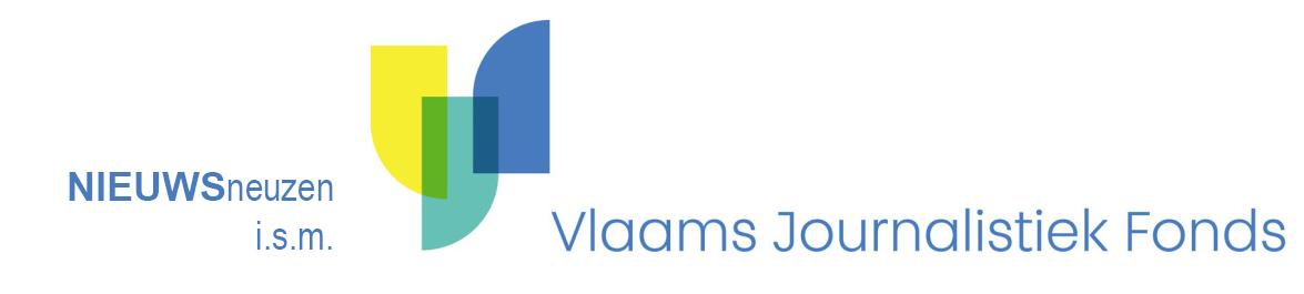 Nieuwsneuzen in samenwerking met het Vlaams Journalistiek Fonds